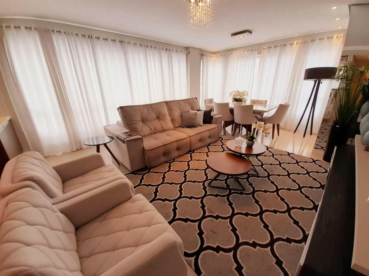 Apartamento 3 Dormitórios